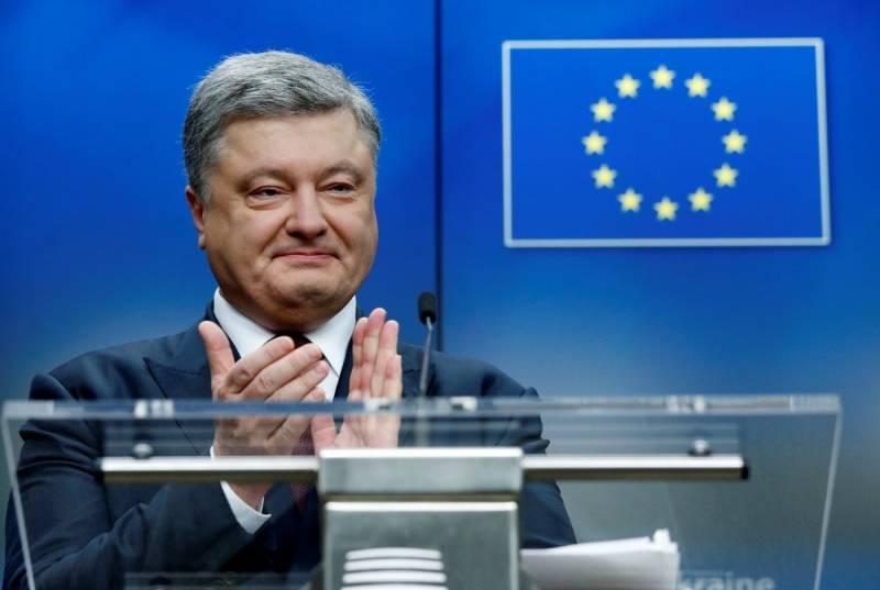 """Порошенко: """"Двери Европы для Украины открыты"""""""