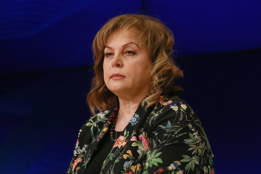 Памфилова предложила перенести единый день голосования на конец октября