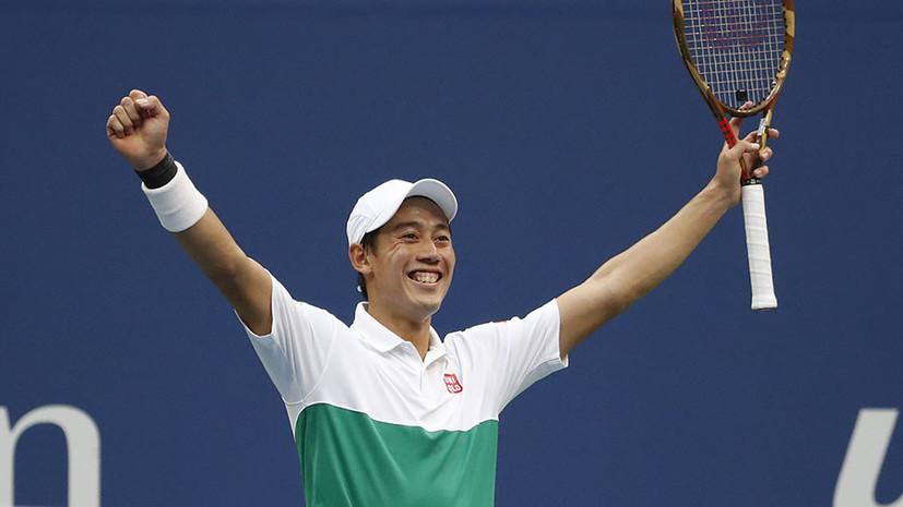 Исторический день для Японии, поражение обидчицы Шараповой и 11-й полуфинал Джоковича: итоги десятого дня US Open