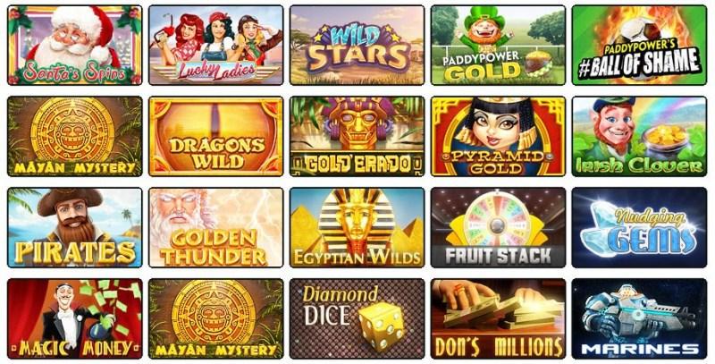 Ощущения от азартных игр онлайн.