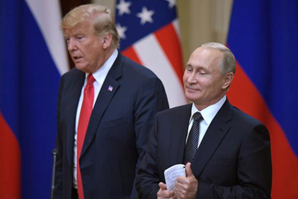 На Западе встревожились из-за опасных для американцев альянсах Путина