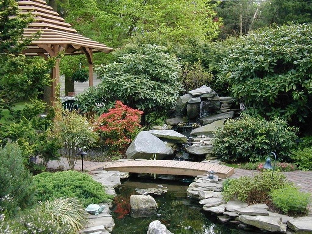Как обустроить японский сад: перечень растений и инструкция