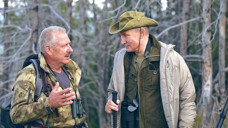 Путин завил о необходимости выработать современные подходы по сбережению леса
