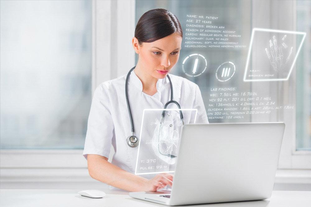 За год в России выдано более 1,5 млн электронных больничных