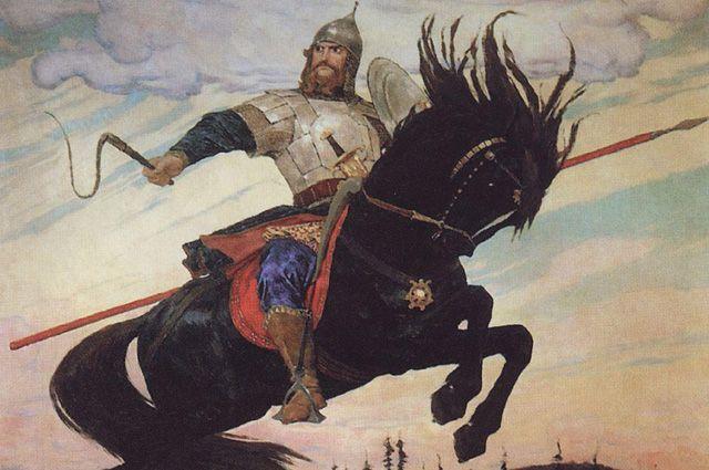 В Киеве появится памятник Илье Муромцу
