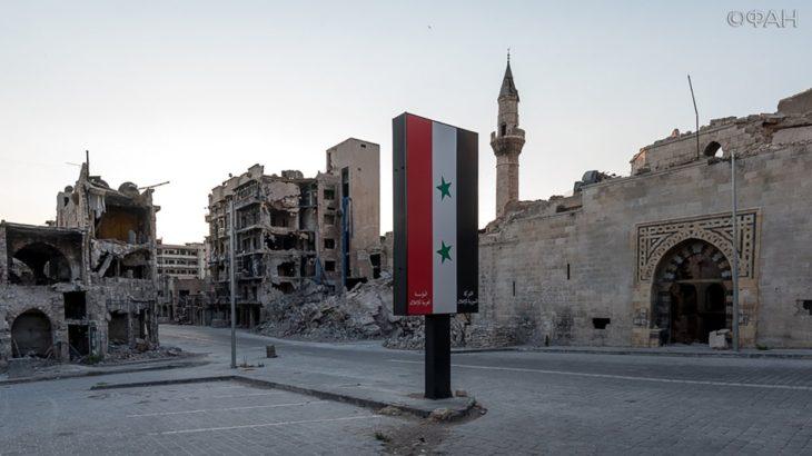 Новости Сирии. Сегодня 29 июня 2018
