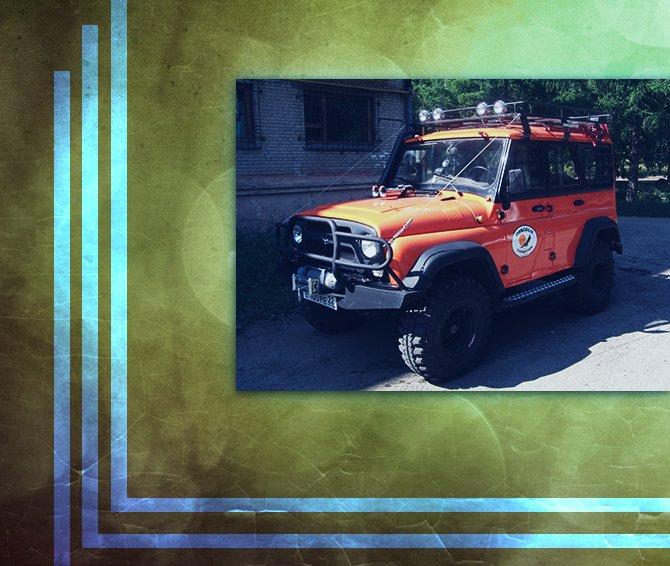 Для экспедиций: УАЗ модернизирует знаменитые машины «Хантер» и «Буханка»