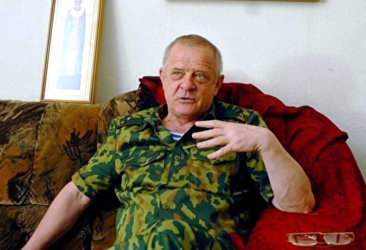 Освобожденный полковник Квач…