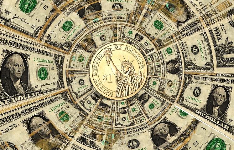 Как Америка увеличивают свой госдолг?
