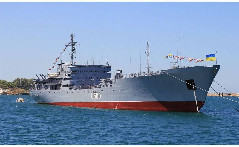 Клинцевич: В ответ на пиратство пора закрыть Азовское море для судов Украины