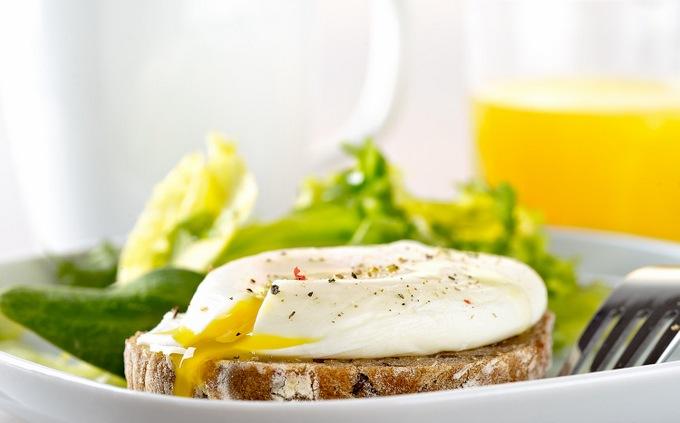 Как сделать яйца-пашот