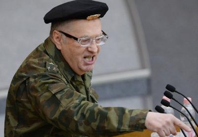 Жириновский уверен, что Россия должна узаконить свое право на первый ядерный удар