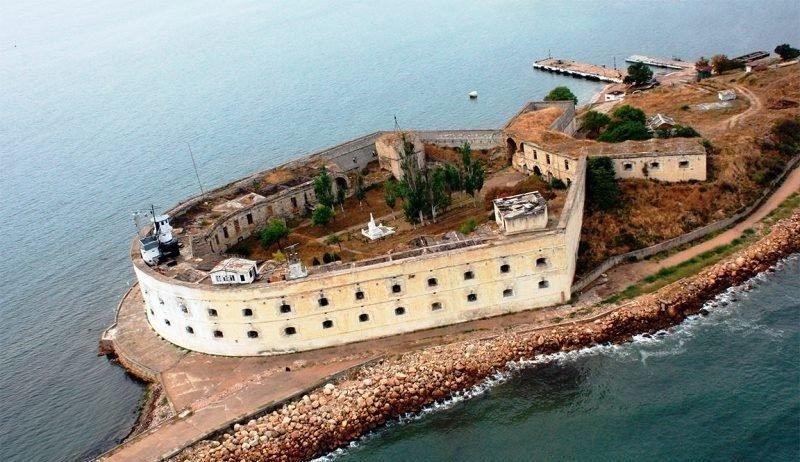 Константиновская батарея реконструирована в Севастополе