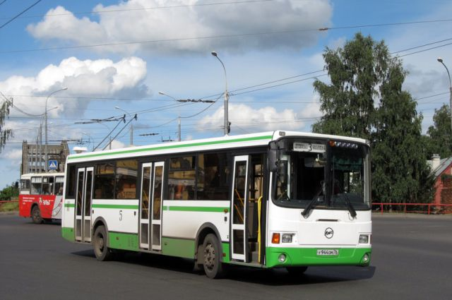 В Ярославле автобус №22с изменит расписание движения