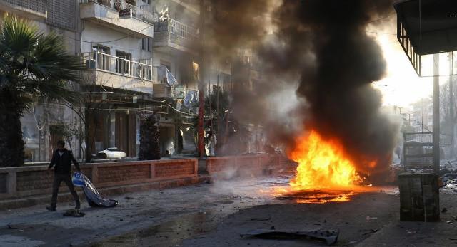 В сирийском Идлибе — перемир…