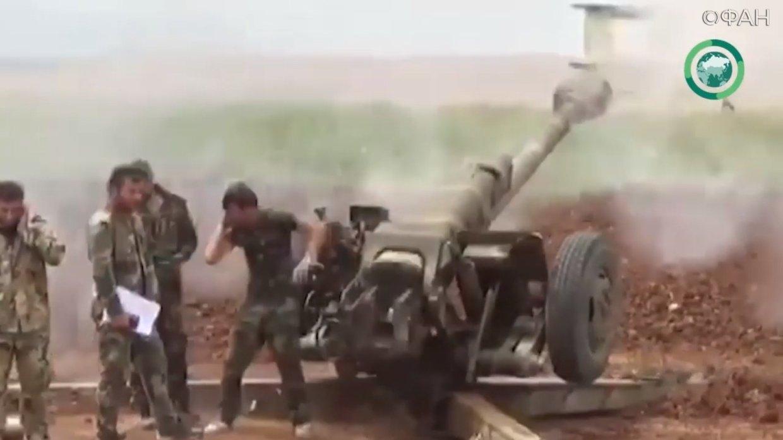 Последние новости Сирии. Сегодня 27 мая 2019
