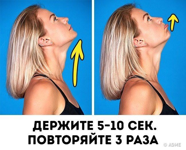 похудело лицо как поправиться