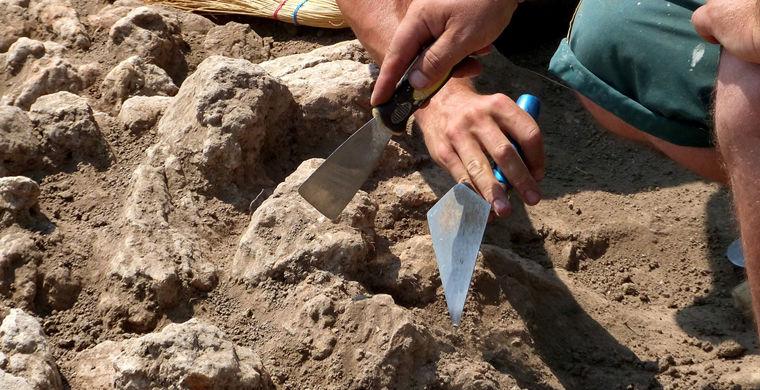 В Башкирии нашли первобытную стоянку