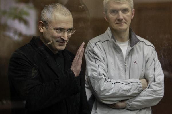 Мужеложцы Ходорковского: геи…