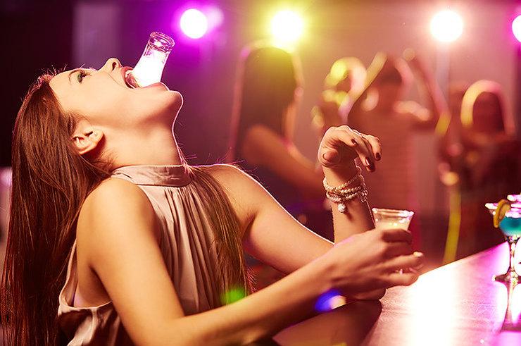 Пить или не пить: мифы об алкоголе