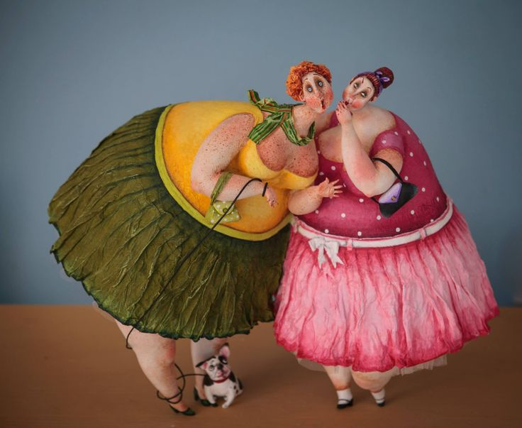 Разрушаем мифы о толстушках:…