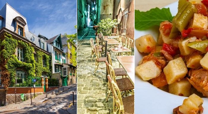 Привезла из спонтанной поездки во Францию 4 идеи приготовления салатов