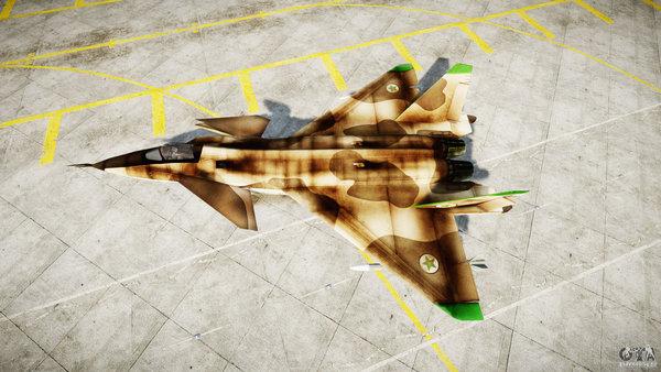 Образ МиГ 1.44 в видеоигре GTA4