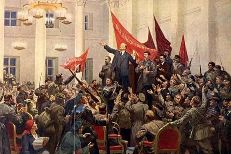 Почему победили большевики