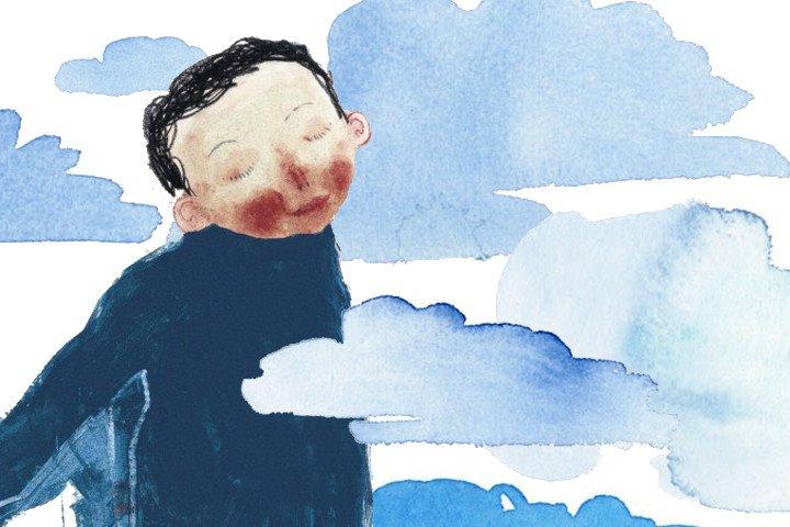 «Он видит лучше, чем я»: рассказ отца о том, как слепота сына научила его любить