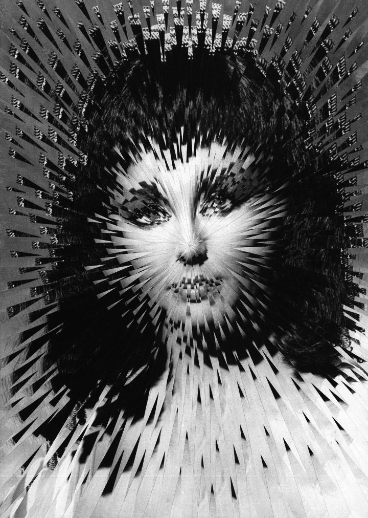 Необычные портреты Lola Dupre