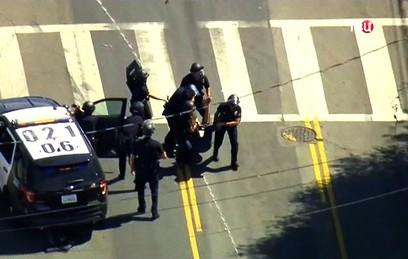 В Лос-Анджелесе арестовали захватившего заложников в супермаркете мужчину