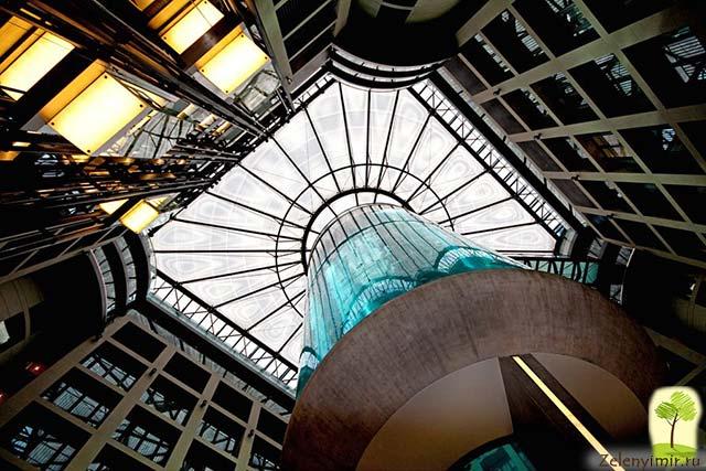"""Самый огромный аквариум в мире - """"Аквадом"""" в Берлине, Германия - 19"""