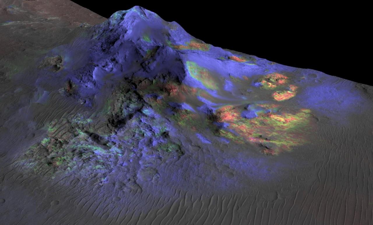 10 недавних сенсационных открытий о Марсе, которые действительно поражают