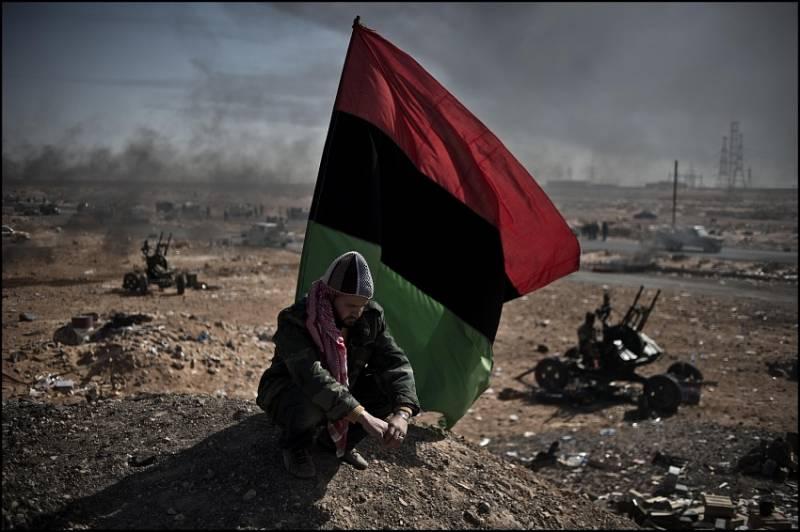 В Евросоюзе вдруг озаботились судьбой несчастной Ливии