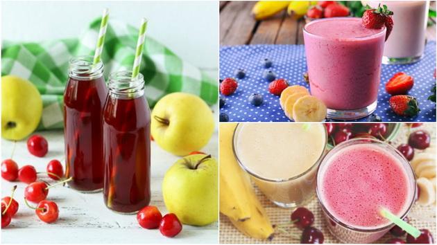 3 рецепта утреннего сока для увеличения энергиив предстоящий день!