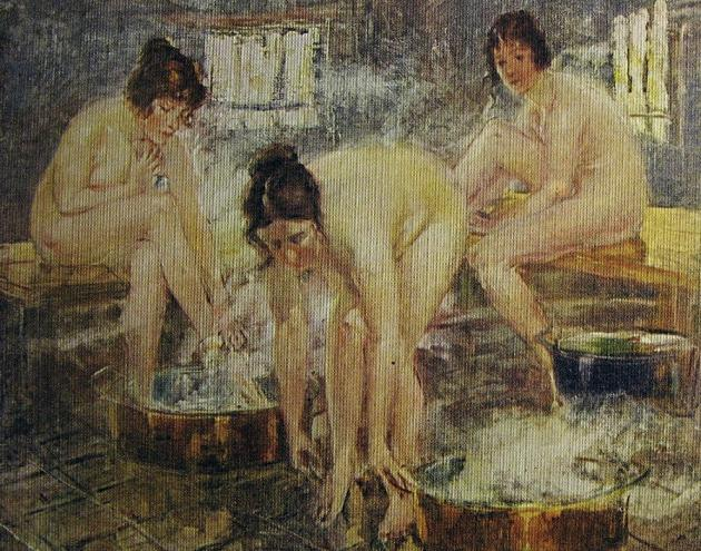 Что прячут женщины в бане и почему