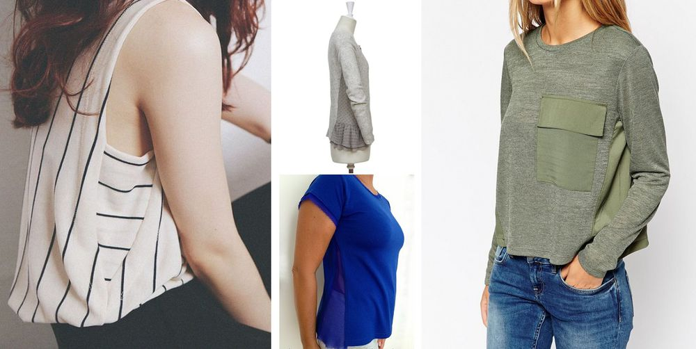 Как расширить одежду: варианты и идеи для реализации