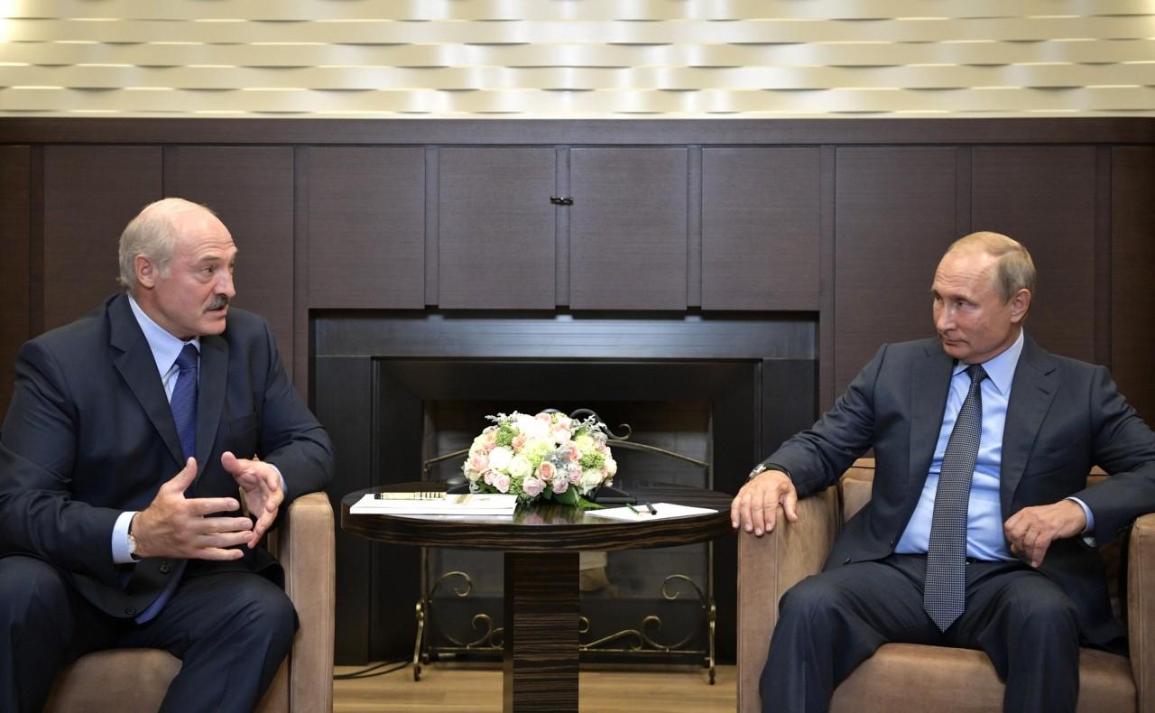 Встреча Путина и Лукашенко: главные темы