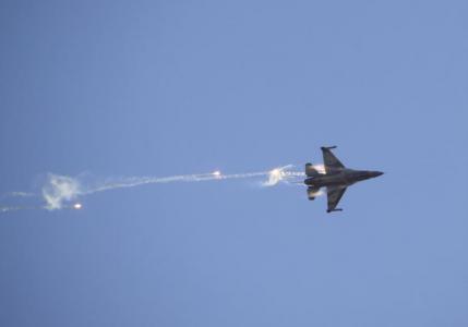 Израильские военные самолеты уничтожили батарею ПВО в Сирии после обстрела