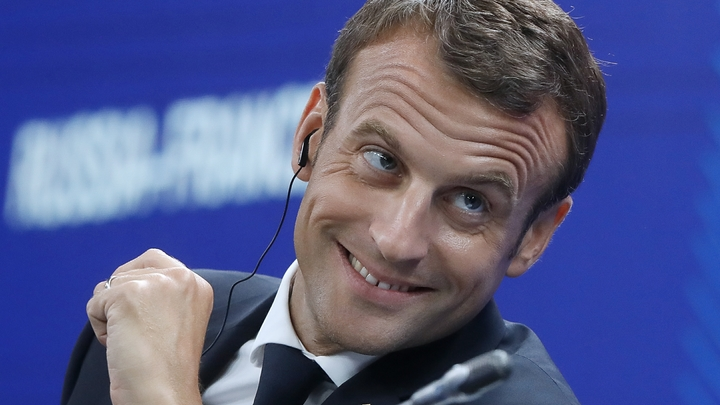 ″Нет ни одной причины жалеть Макрона″: Эксперт о протестах во Франции