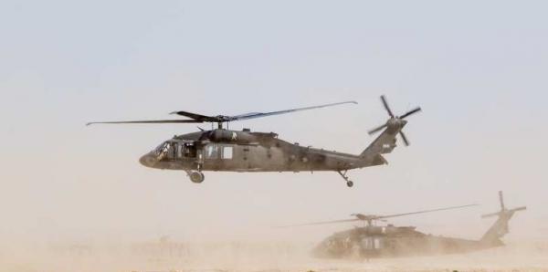 США вывозят вертолетами главарей и членов ИГИЛ из Ракки и Хомса, — «Аль-Хадат»