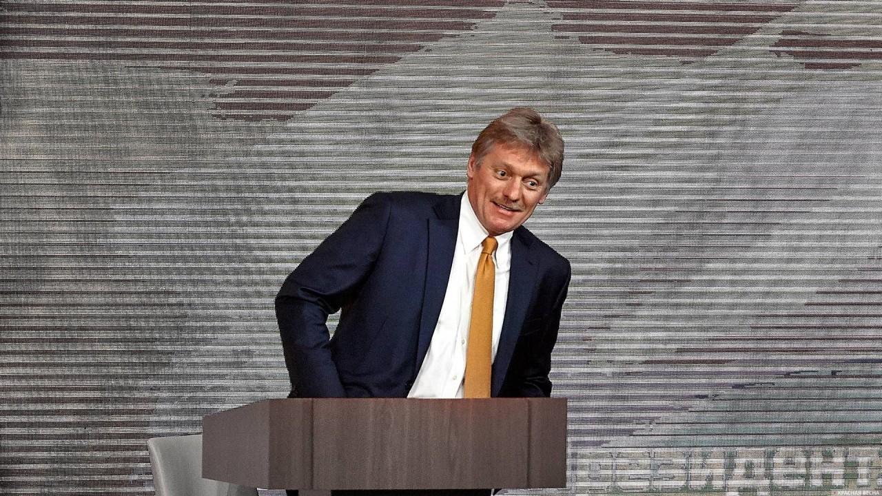 Отказ от договора о дружбе с Россией — неуважение к украинцам — Песков