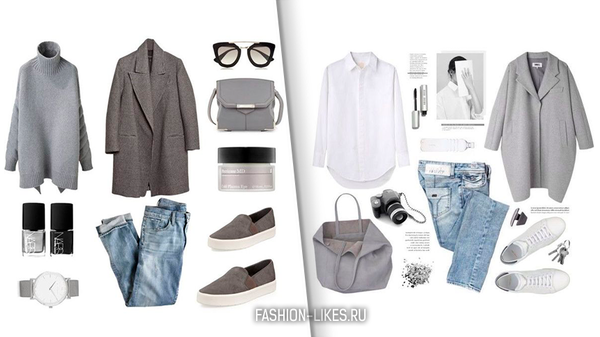 Как носить серый каждый день и быть в тренде: 3 простых приема