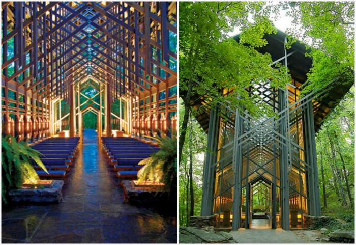 Дивные постройки из разных уголков мира, концепции которых будоражат сознание