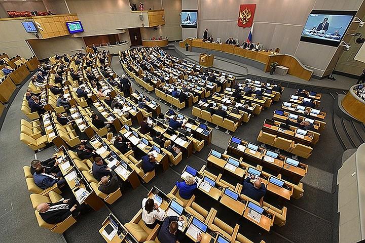 Госдума одобрила закон о нак…