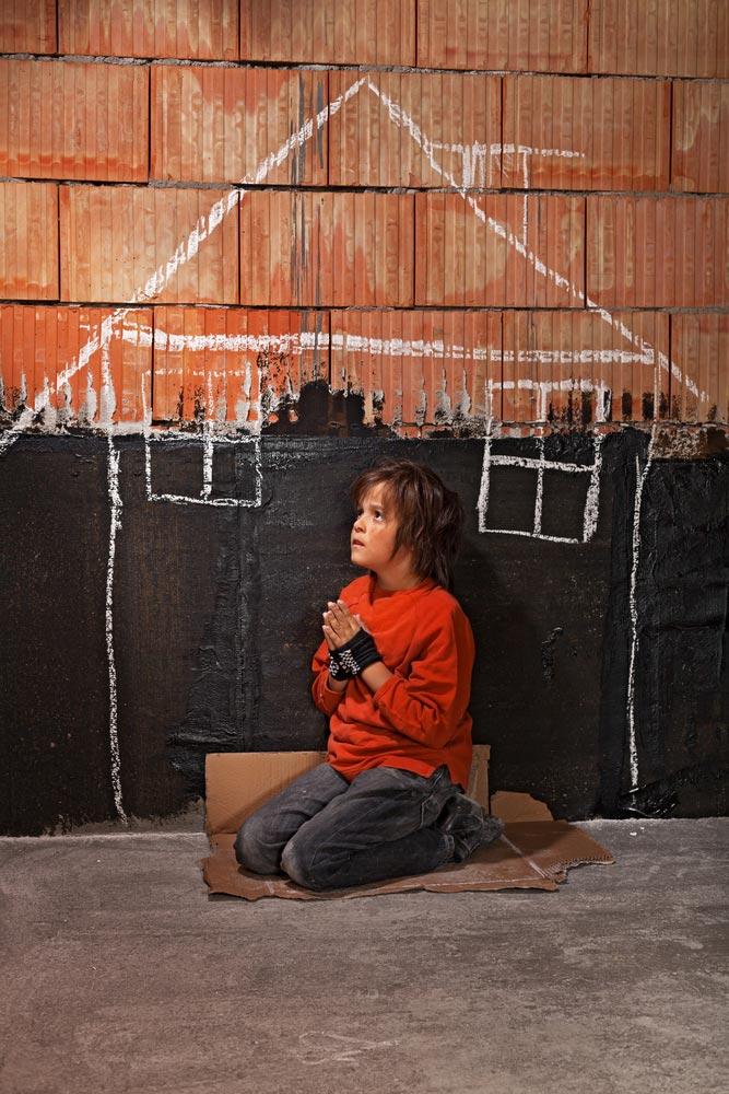 Воспоминания ребенка из детского дома