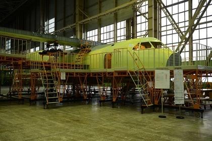 Глава ОАК пообещал выпустить триста Ил-112В в ближайшие годы