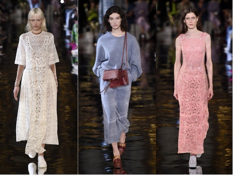 Stella McCartney осень-зима 2018-2019