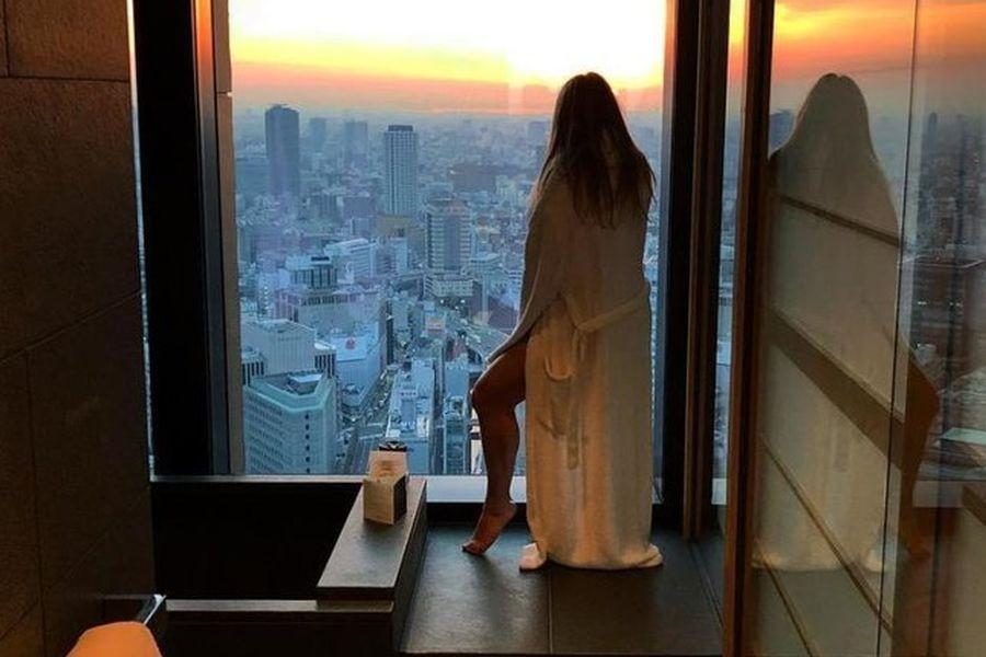 Софочка Абрамович без одежды