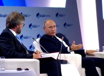 «А они просто сдохнут»: Путин пообещал россиянам рай в случае ядерной войны